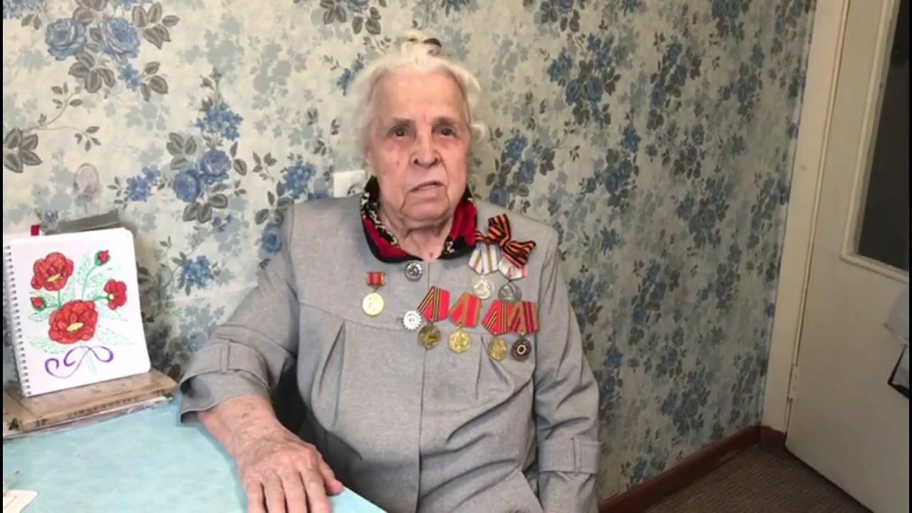 Анна Васильевна