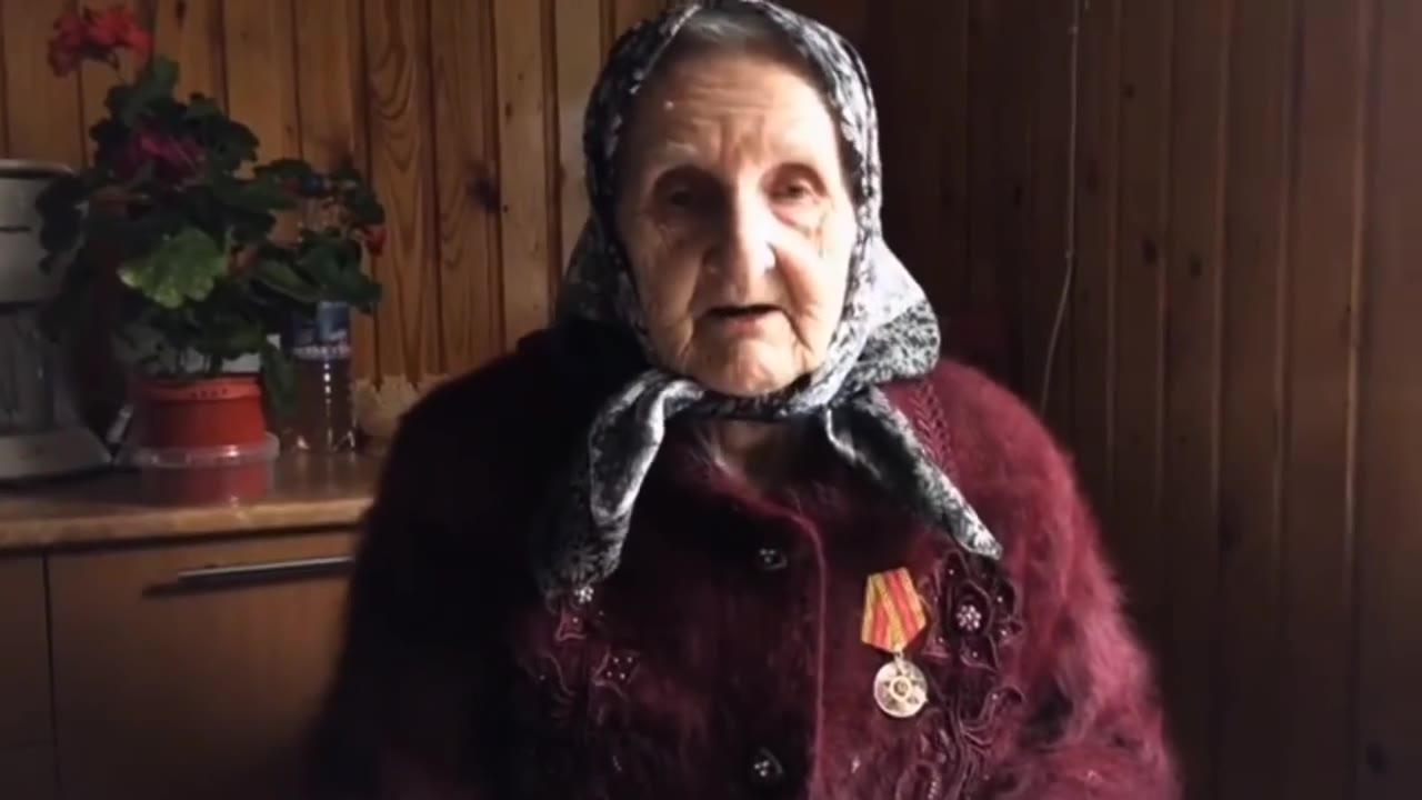 Голицына Мария Ивановна. Труженик тыла, Казань