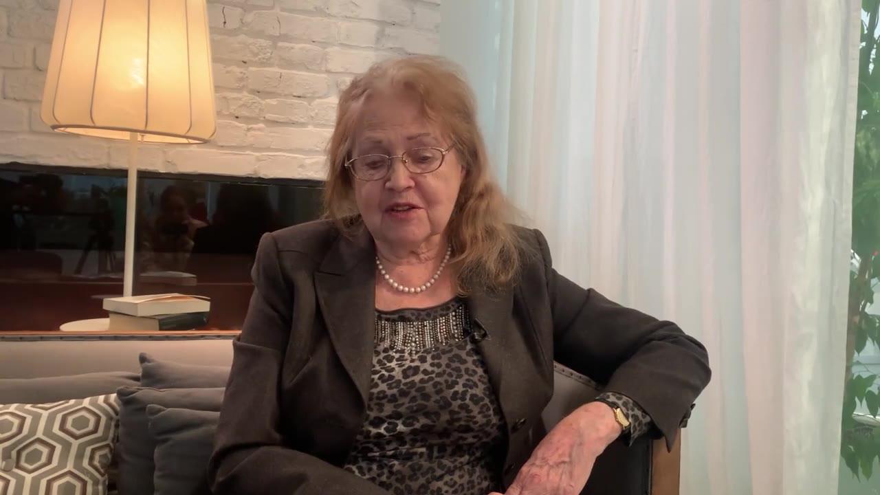 Сорокина Татьяна Викторовна (ребёнок войны), Москва