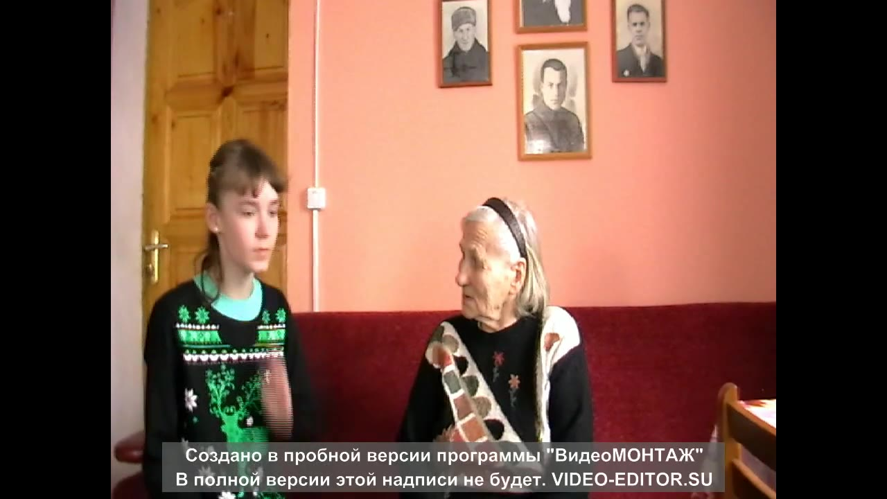 Анущенкова Валентина Павловна, д. Селяне, Западнодвинский район, Тверская область