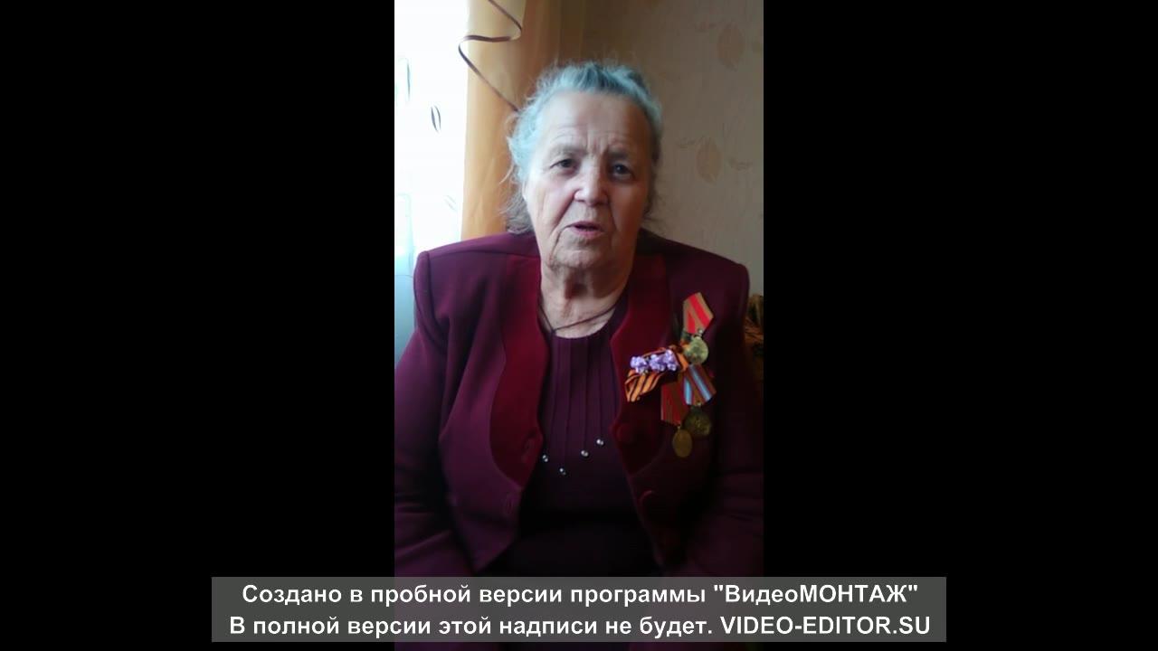 Малыхина Валентина Васильевна, Суходольск, ЛНР