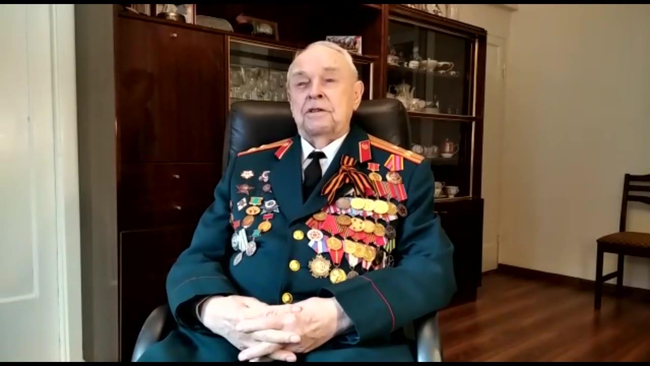 Воинов Михаил Антонович (фронтовик), г.Москва