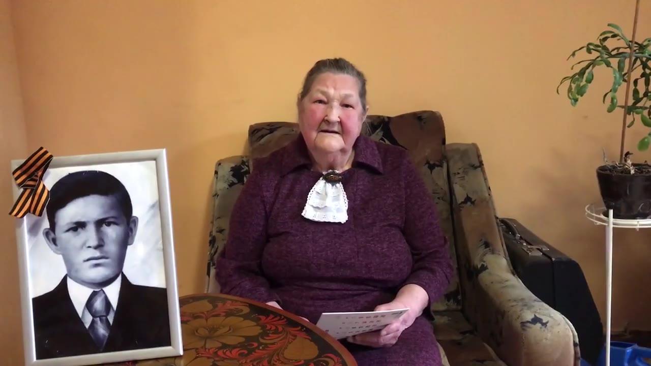 Попова Анна Ивановна, Челябинск