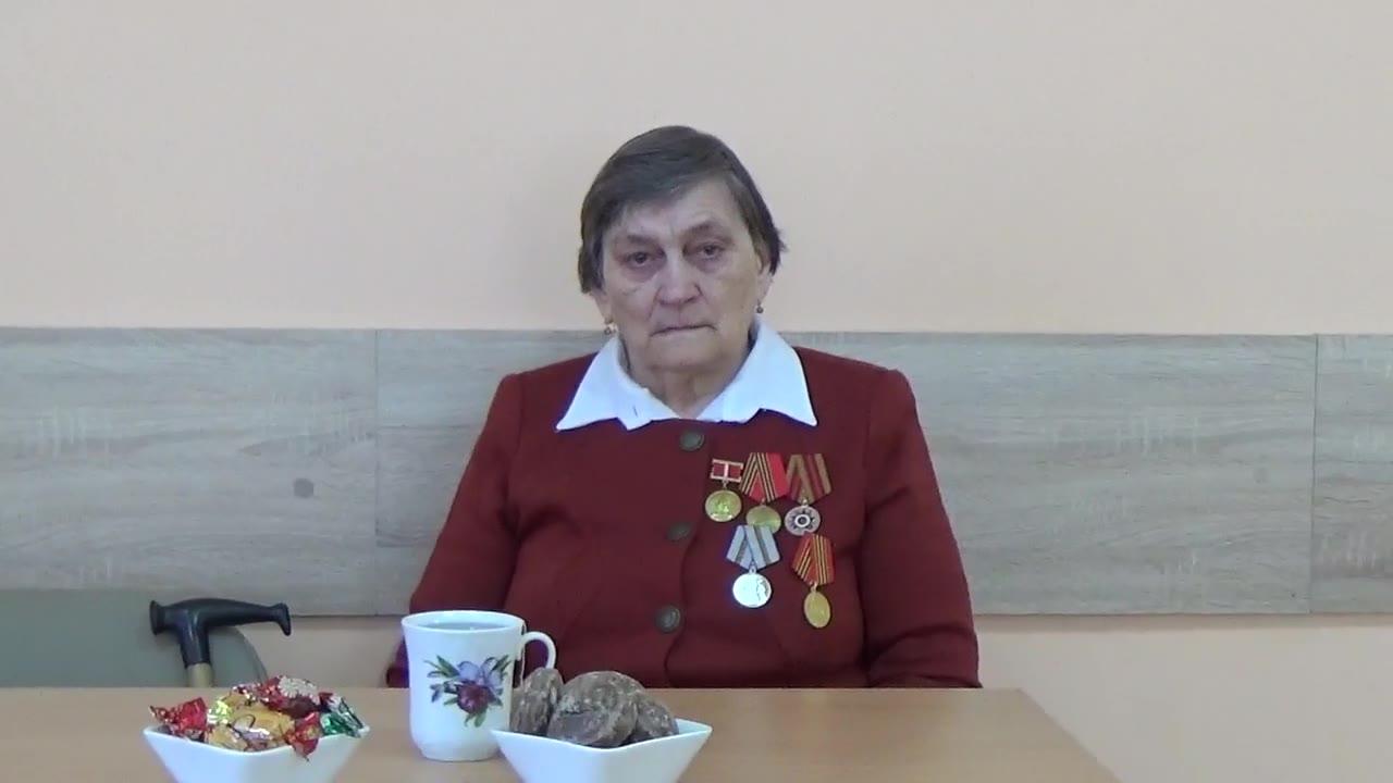 Прохоренко Валентина Ивановна, Тульская область, г. Венев