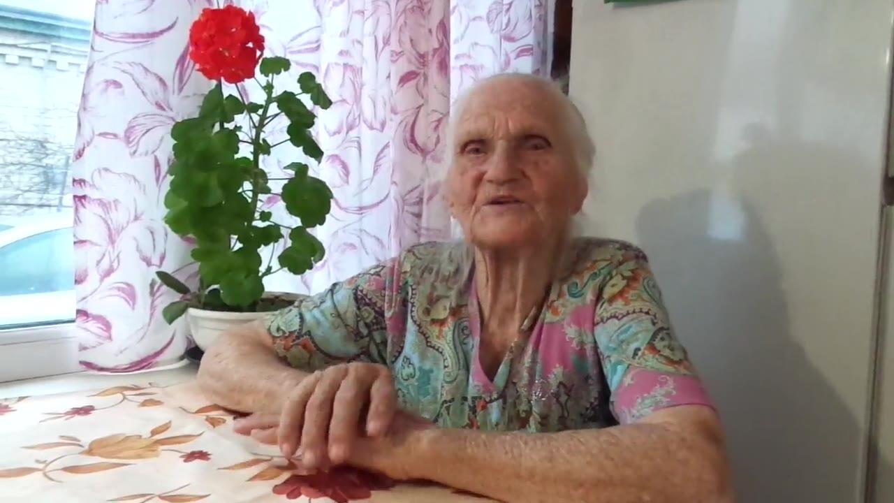 Фисенко Мария Никифоровна, село Кочубеевское