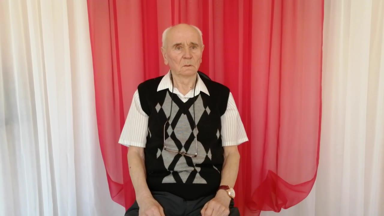 Петров Дмитрий Евдокимович (Дитя войны), Псков