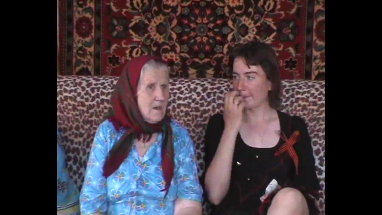 Свинцова Зинаида Дмитриевна - труженик тыла, Грязи, Липецкая область
