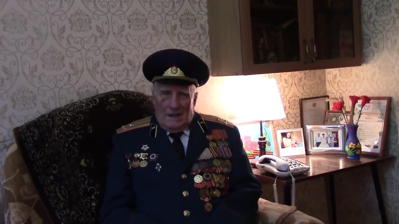 Кареев Владимир Григорьевич, участник войны, г Рязань