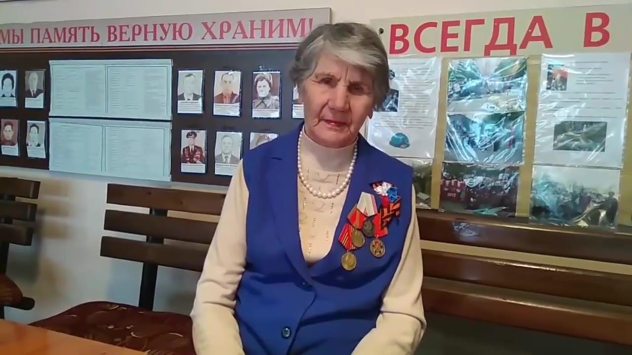 Тихомирова Таисия Васильевна, Суходольск, ЛНР
