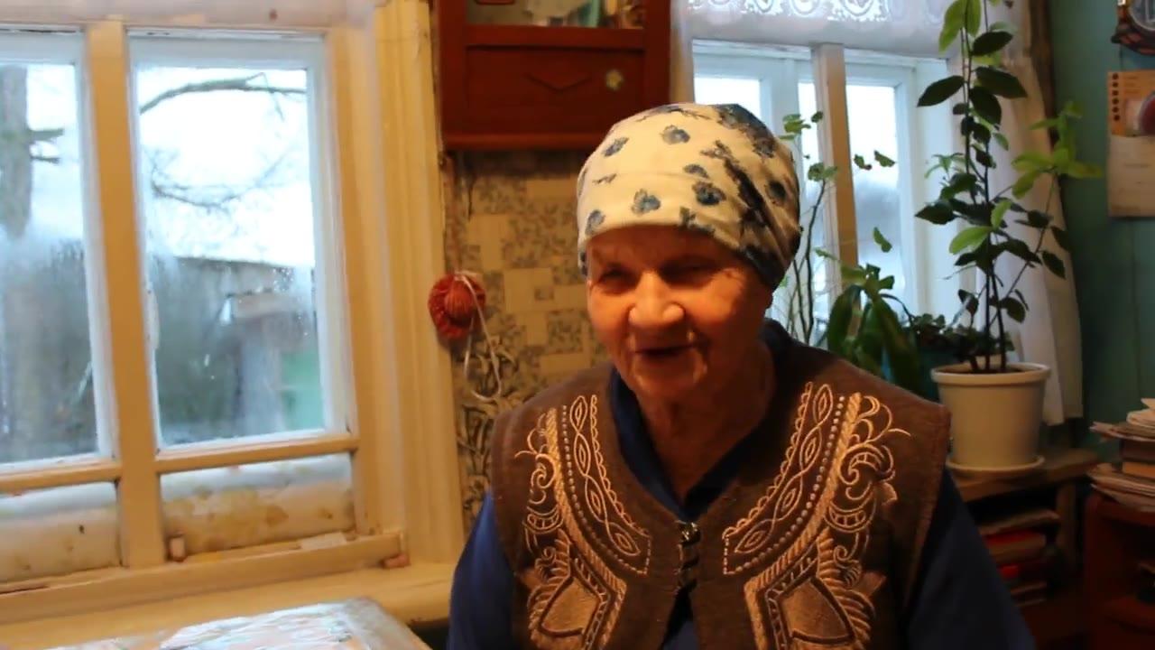 Хохлова Нина Васильевна, труженик тыла, д.Юркино Палехского района Ивановской области