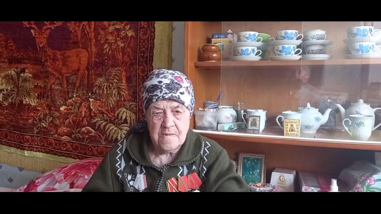 Дубова Клавдия Павловна, село Каминский Ивановской области.