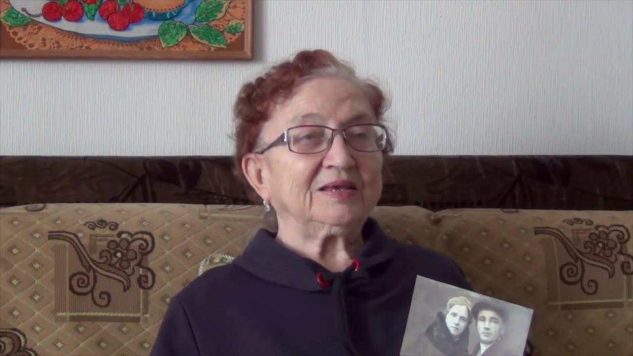 Малик (Шевченко) Нина Григорьевна, Новосибирск