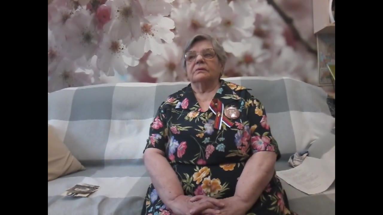 Огородникова (Фалалеева) Галина Афанасьевна, Г.Лесной, Свердловская область