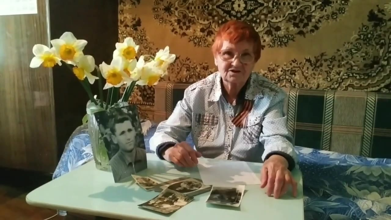 Иванова(Мосьпан) Зинаида Дмитриевна, Краснодар