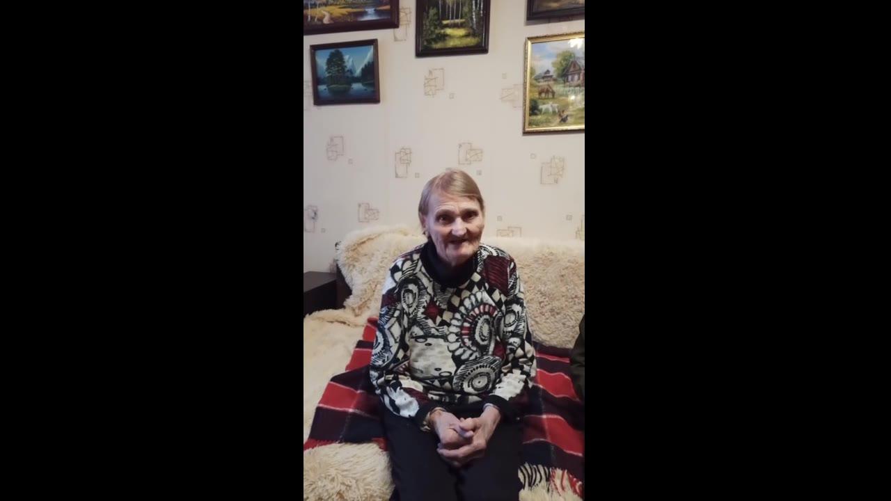 Нагорная (Проскурякова) Мария Егоровна, г. Луганск