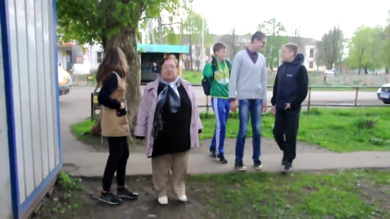 Зарецкая Вера Сергеевна, Тульская область, Узловский район, п. Партизан