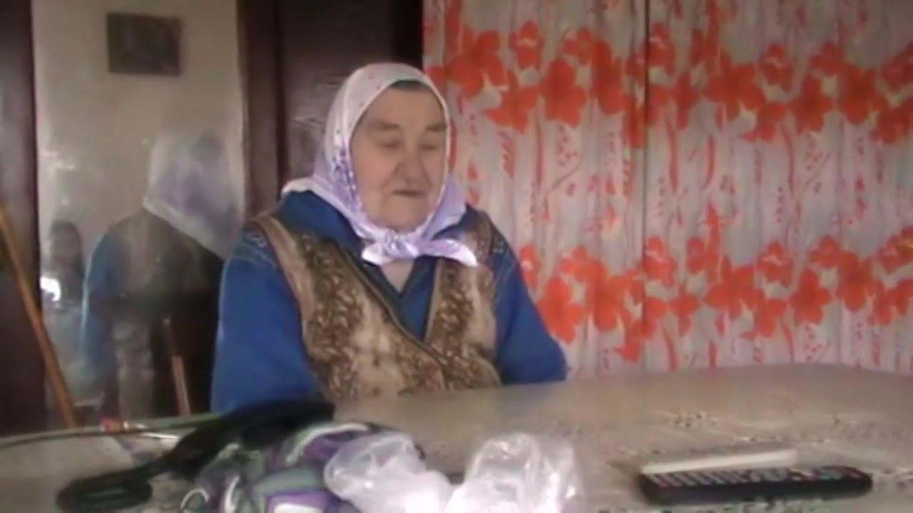 Гаврикова Мария Семёновна, село Фурсово Арсеньевского района Тульской области