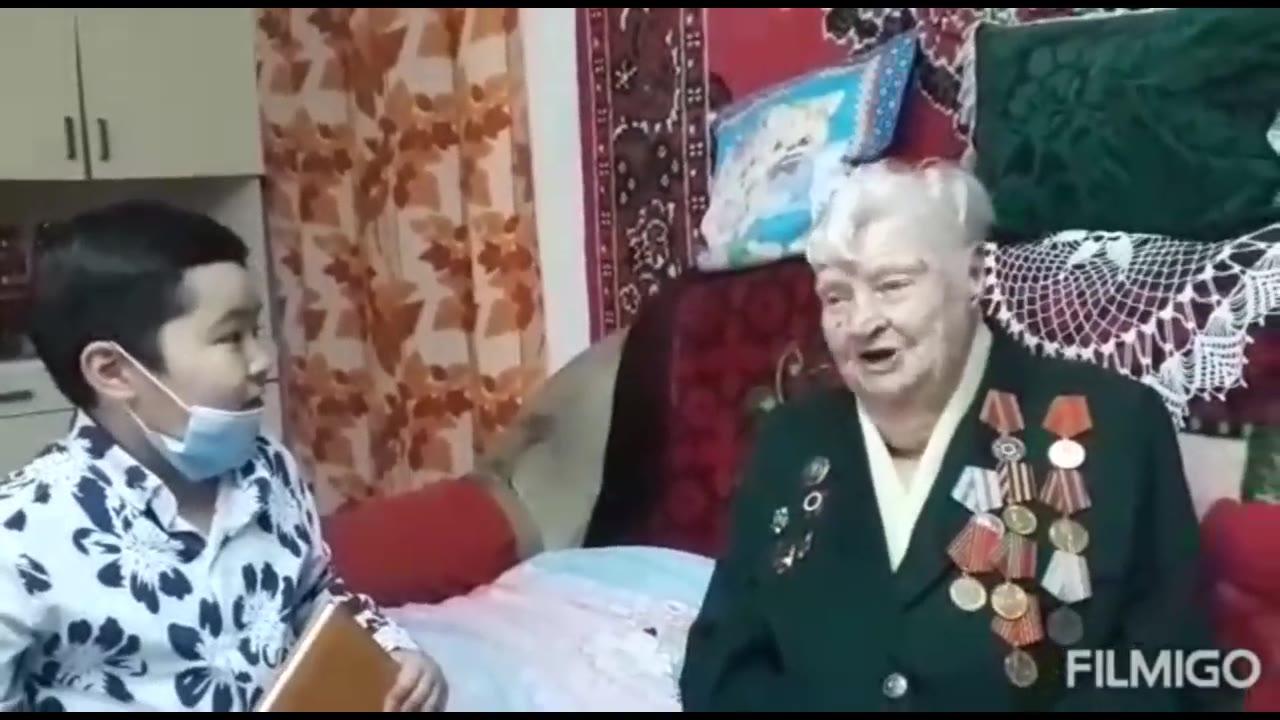 Кичатова Анна Прокофьевна, Республика Казахстан г.Актобе