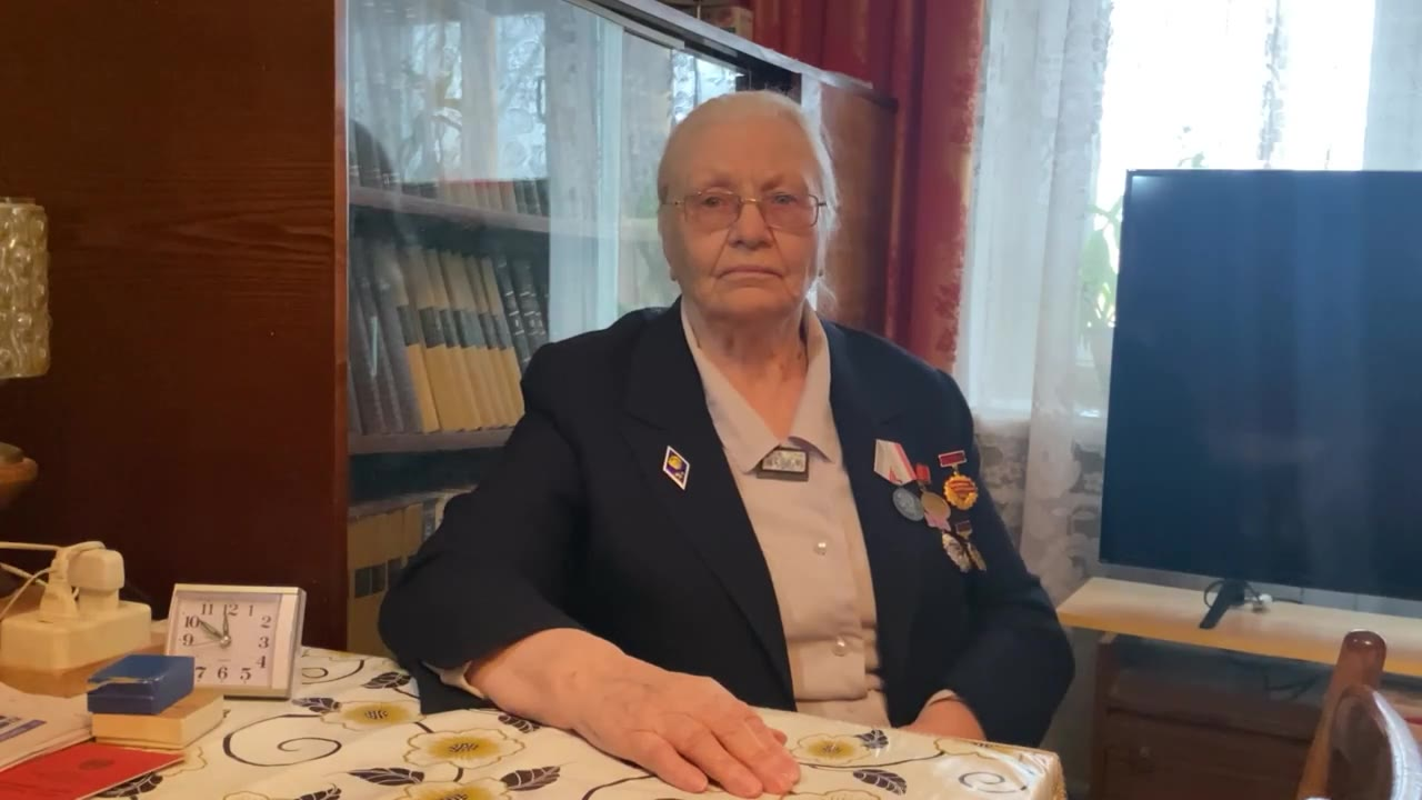 Богданова Валентина Георгиевна, Пушкино