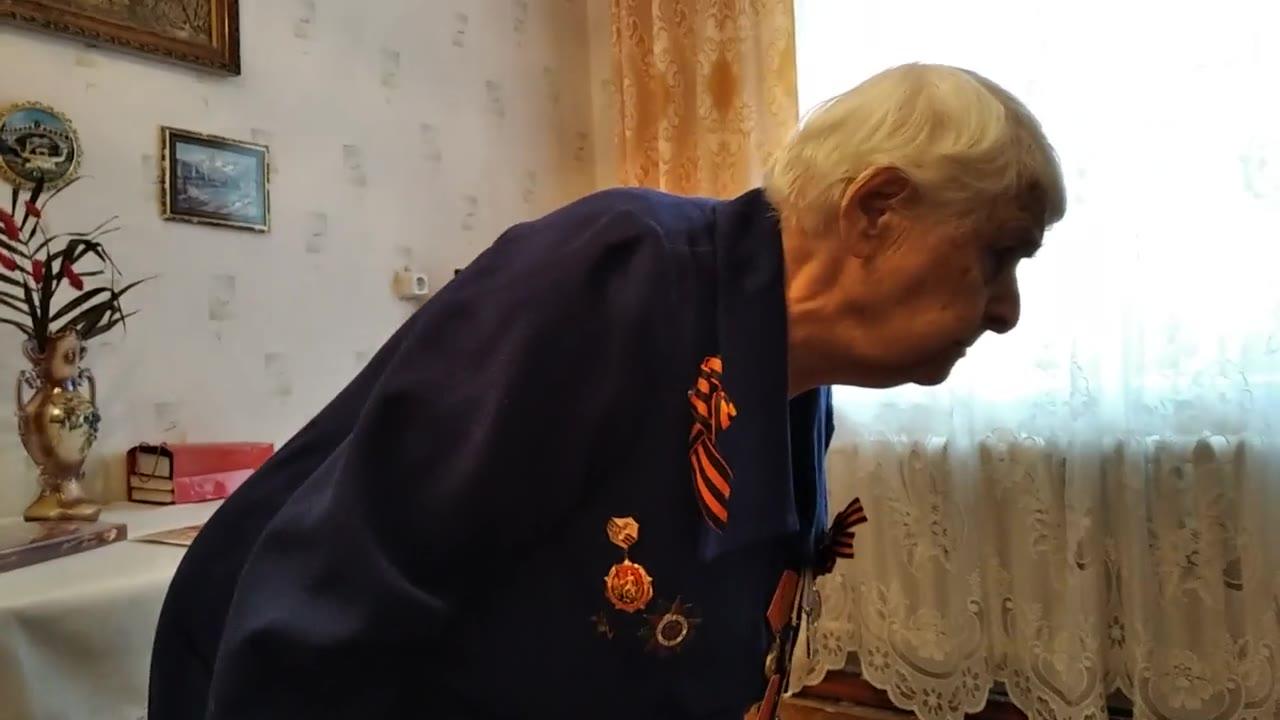 Вовченко Аполлинария Александровна (фронтовик), город Североуральск, Свердловской области