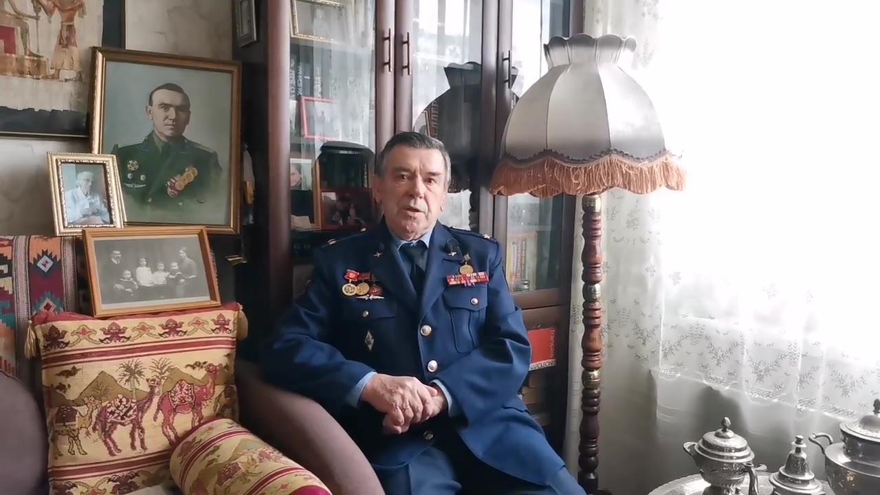 Осокин Олег Юрьевич (дети войны, блокадного Ленинграда), Москва