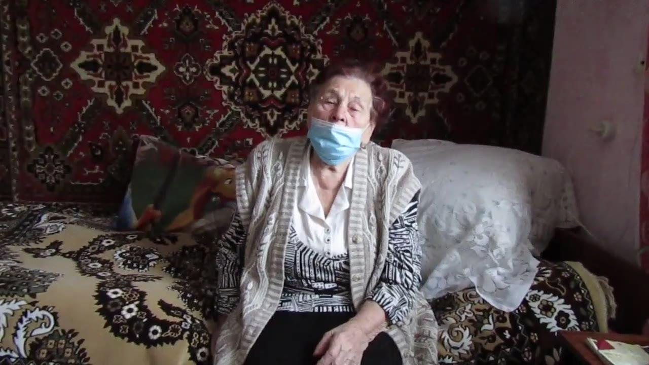 Федотова Нина Ивановна, Тамбовская область, р.п Инжавино