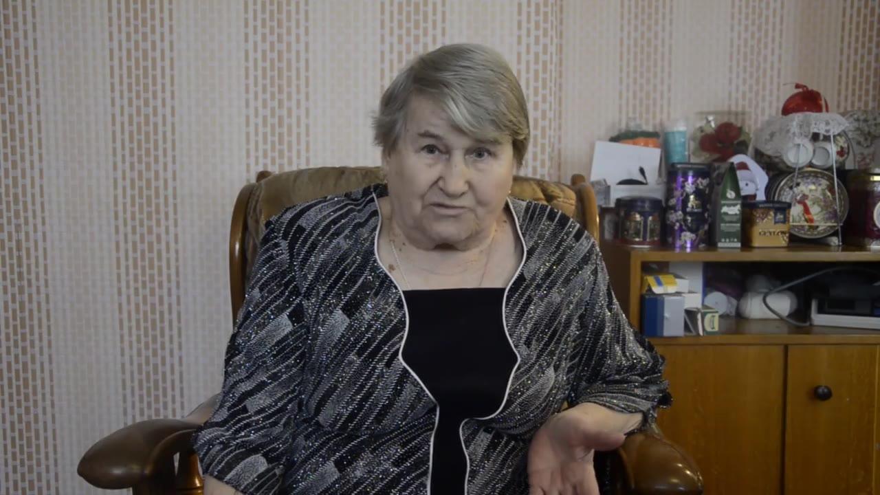 Звягинцева Людмила Егоровна, Тульская область, Ефремовский район, село Пожилино