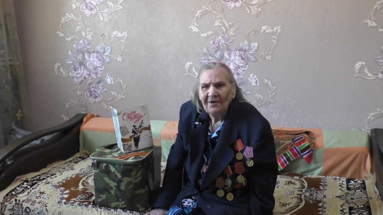 Величко Евдокия Егоровна, Самара