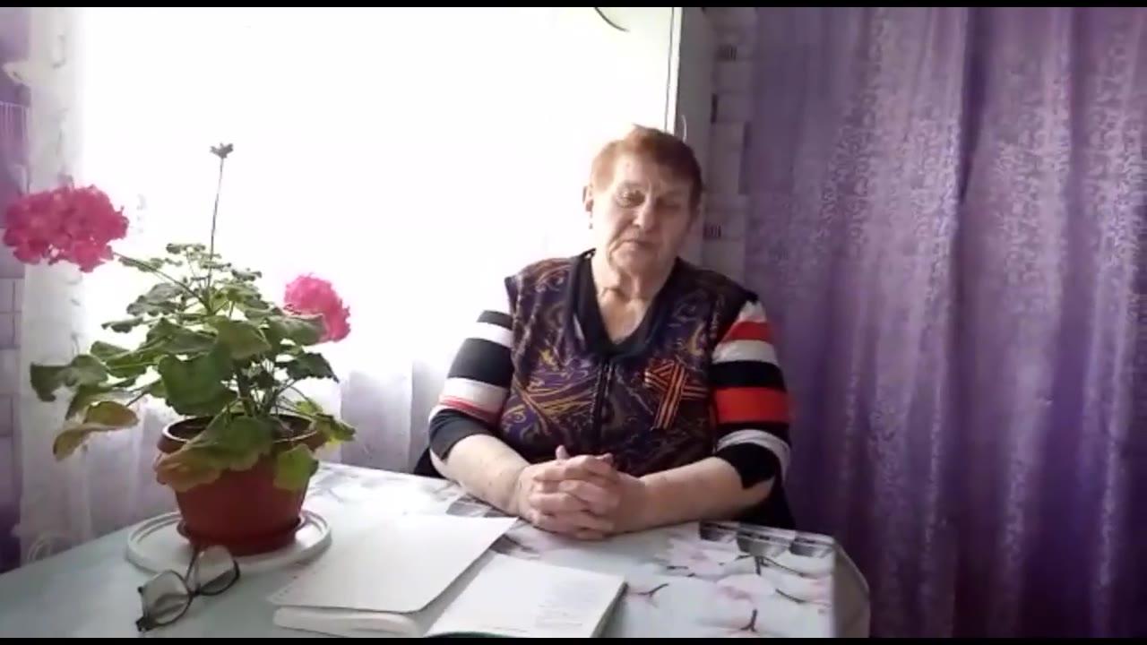 Извекова Валентина Петровна, Тамбовская область, Мордовский район, село Шмаровка