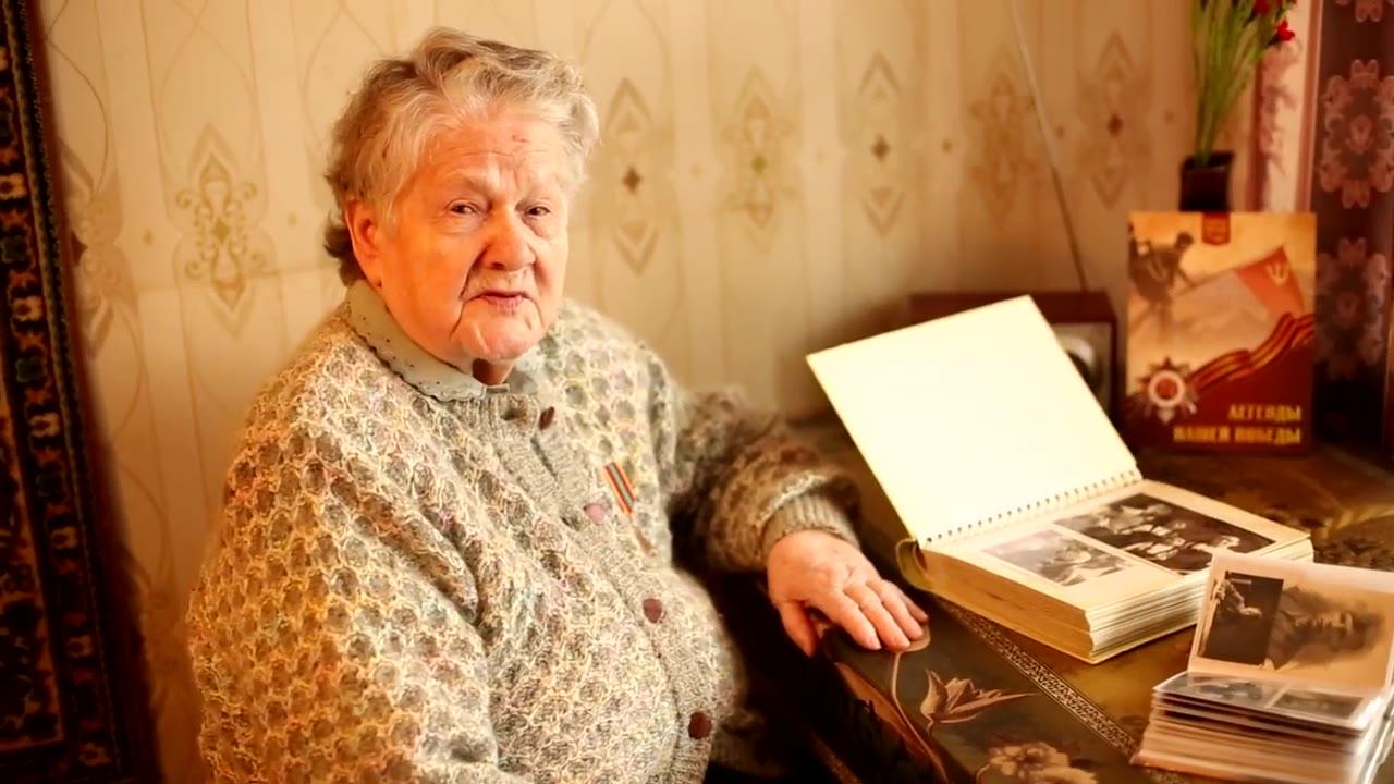 Комкова Татьяна Ивановна, труженик тыла, Москва
