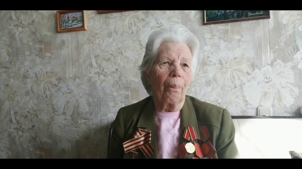 Черноусова Матрена Семеновна, Брянск