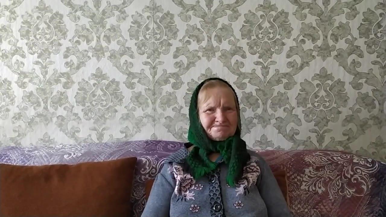 Анохина Любовь Ивановна , Село Зеньковка