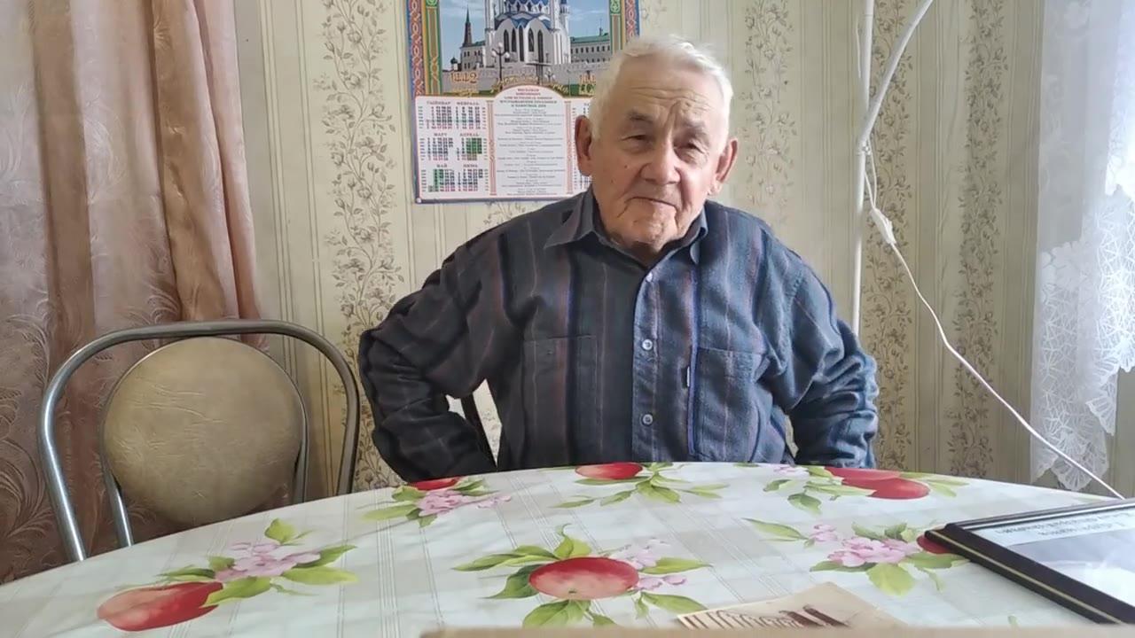 Габдрахманов Энгельс Файзрахманович, Оренбург