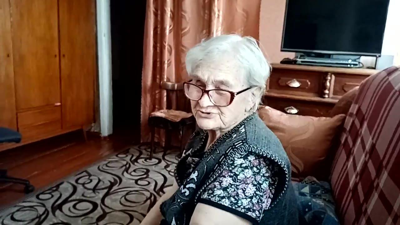 Копылова Антонина Ефимовна, Тамбовская область, Сампурский район