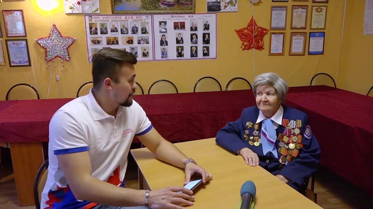 Панова Вера Ивановна, Московская область, г. Кашира