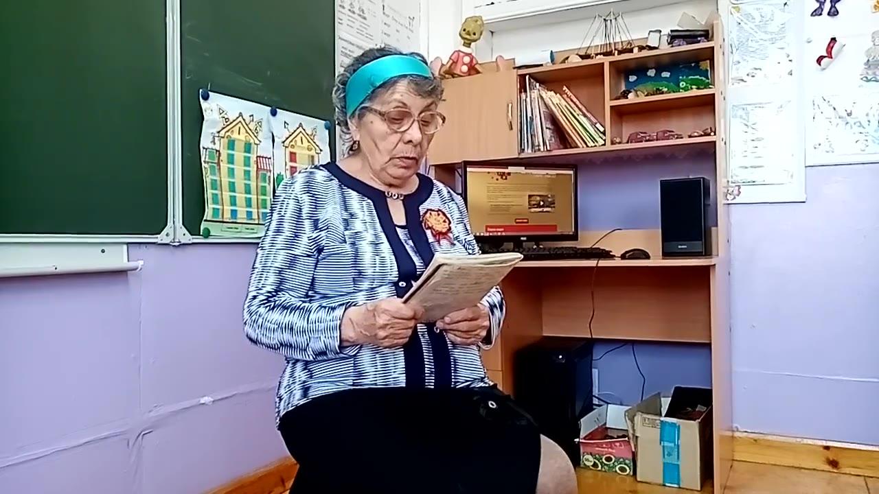 Канева Валентина Степановна, деревня Большое Галово Ижемского района Республики Коми