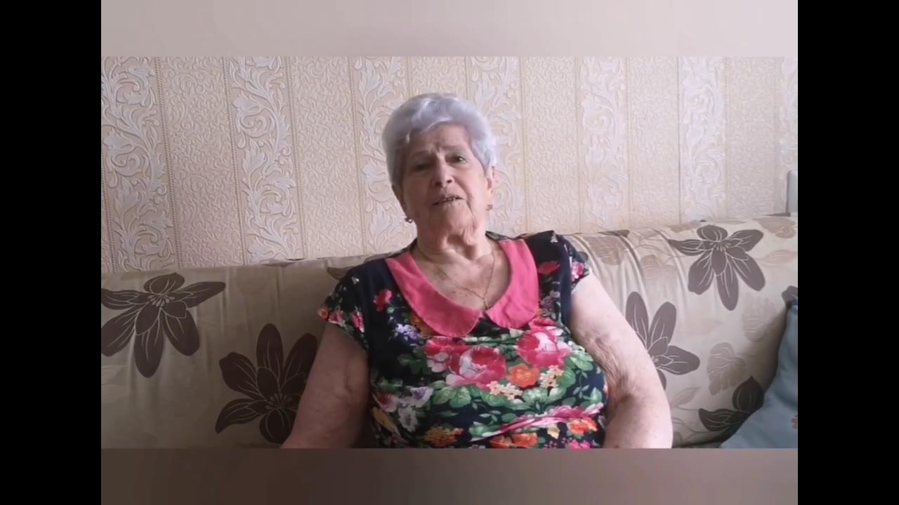 Бычкова Мария Прокопьевна, Альметьевск