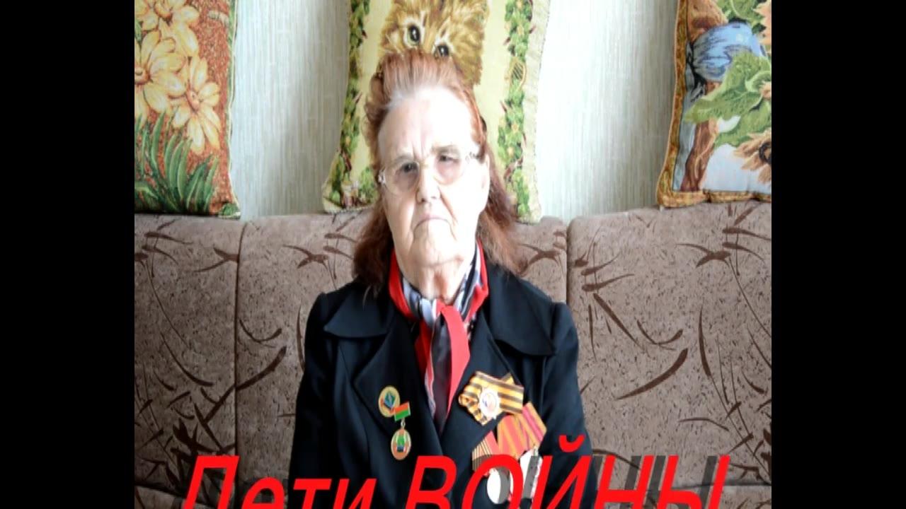 Зотова Евдокия Ивановна, Кемеровская обл. г. Мыски