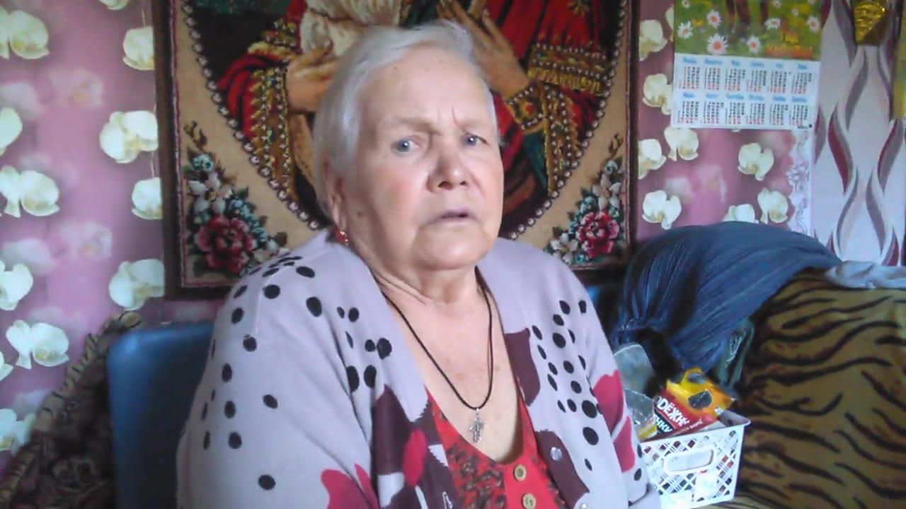Коваленко Надежда Ивановна, дети войны, Иркутская область, чунский район