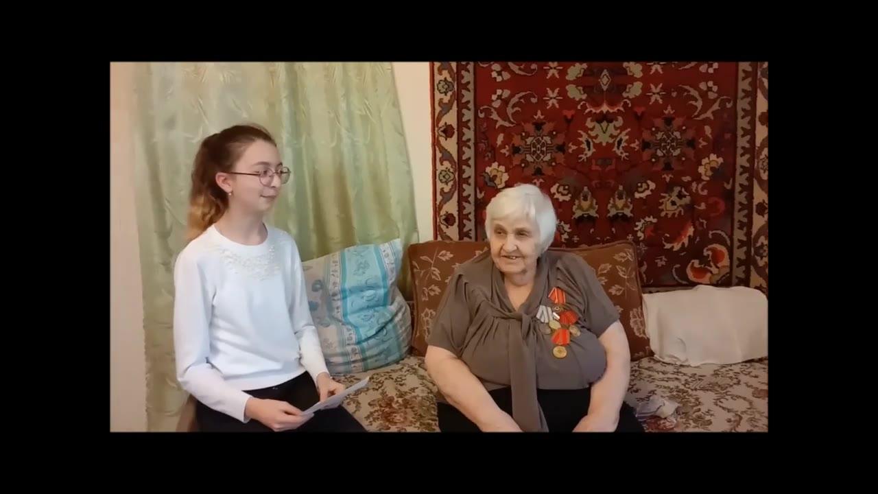 Потманцева Нина Михайловна, труженик тыл, Саратов