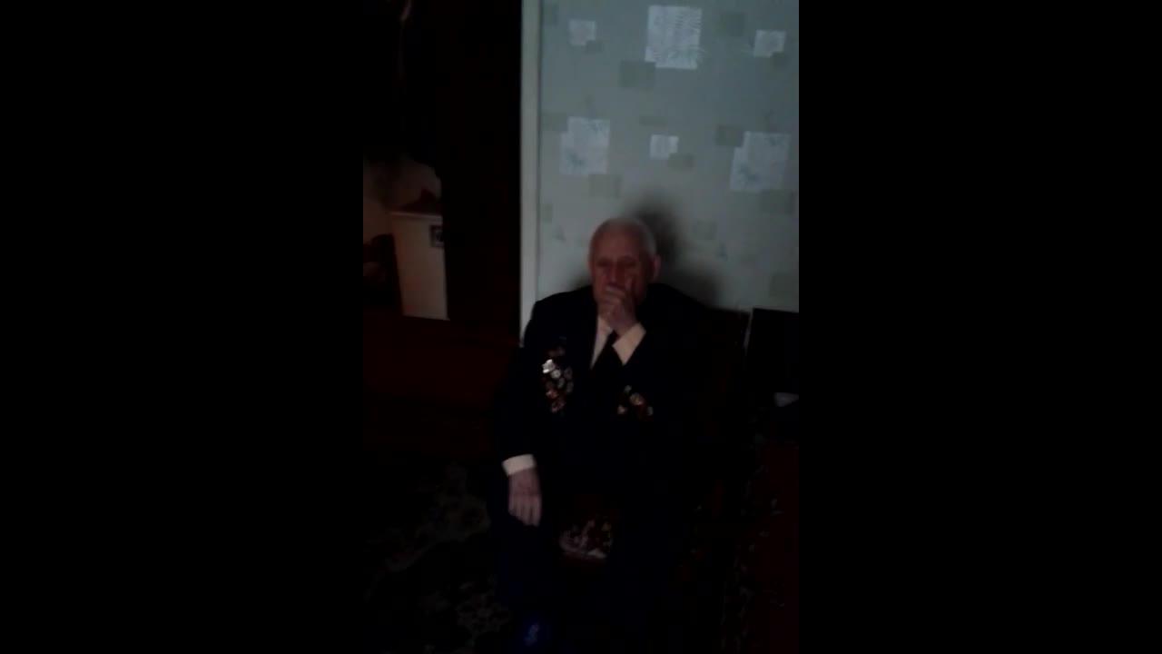 Еникеев Абубакир Гиниятуллович - фронотовик, Уфа