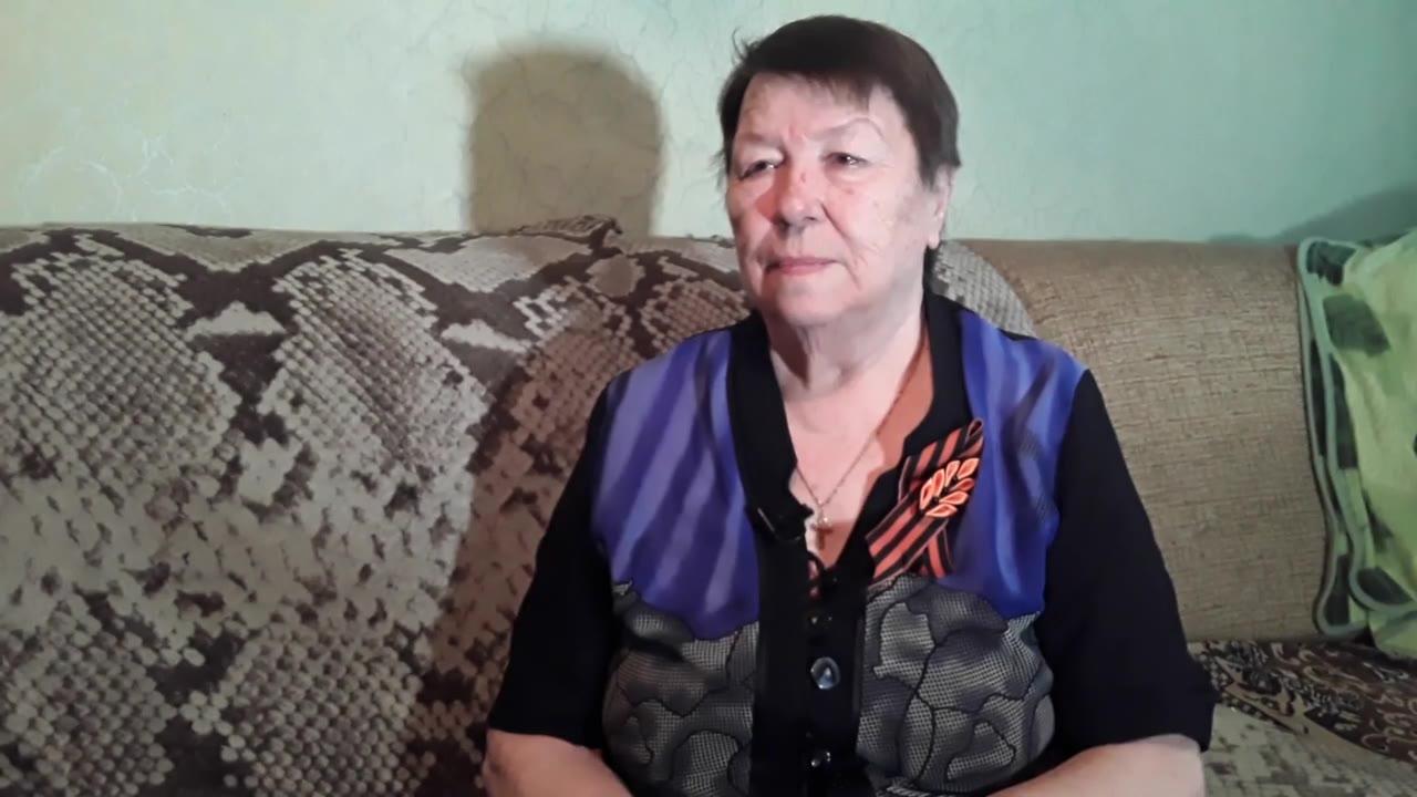 Гнева Людмила Антоновна, Темиртау