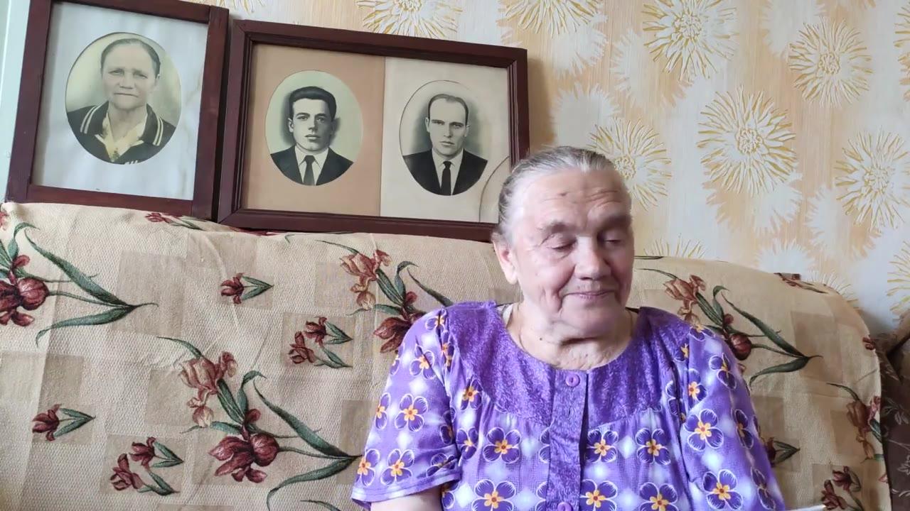Заугольникова Лидия Дмитриевна , Курская область Поныровский район село Становое