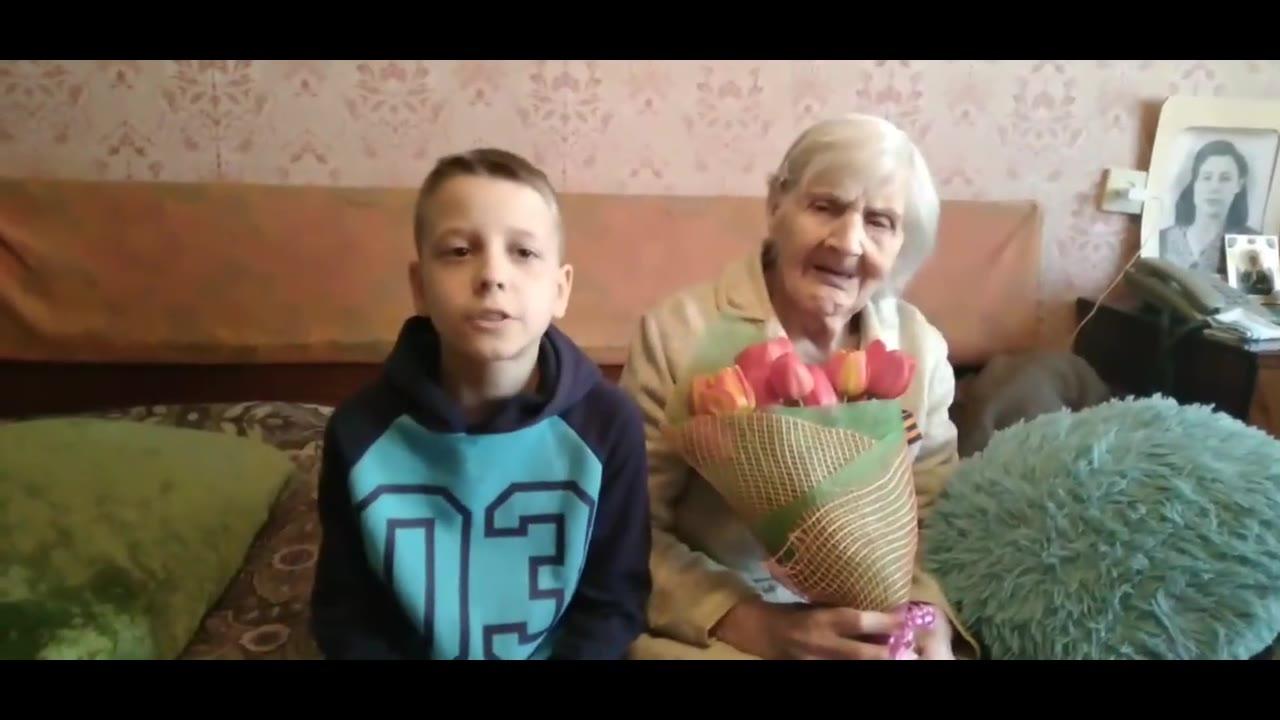 Калинова Клавдия Васильевна (труженица тыла), Г.Саратов
