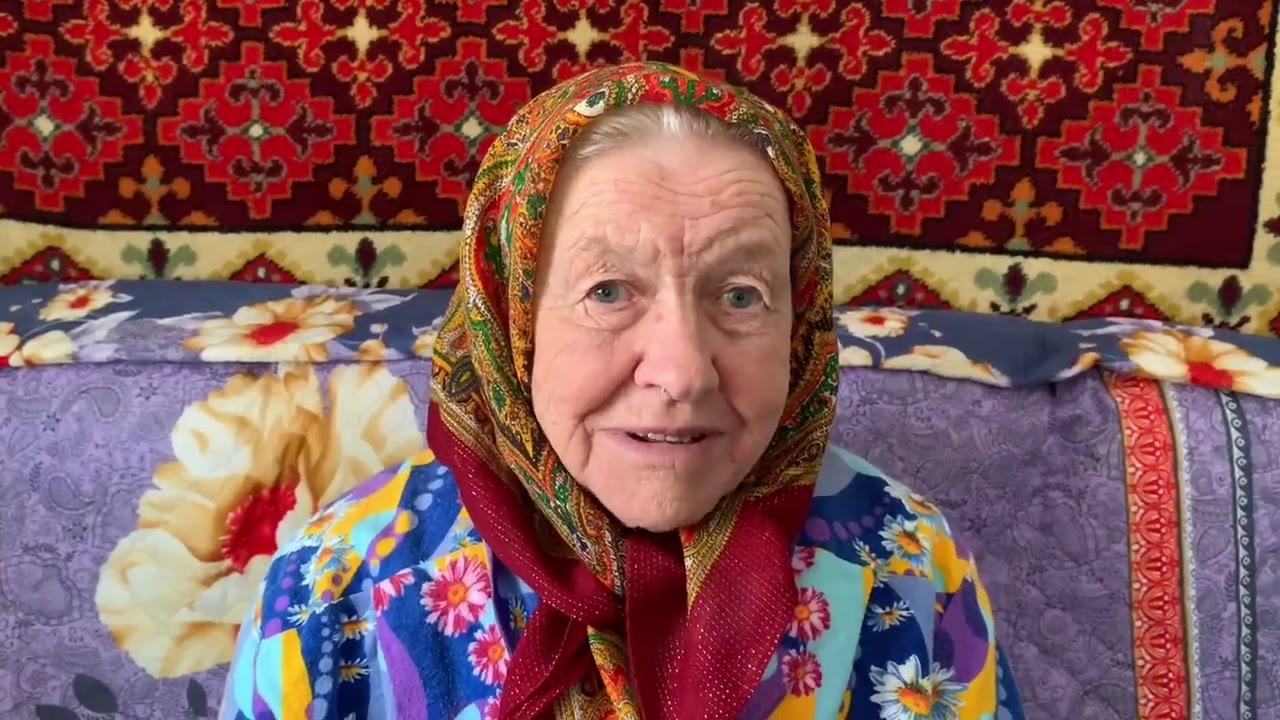 Труфанова Мария Савельевна, Курская область, посёлок Горшечное