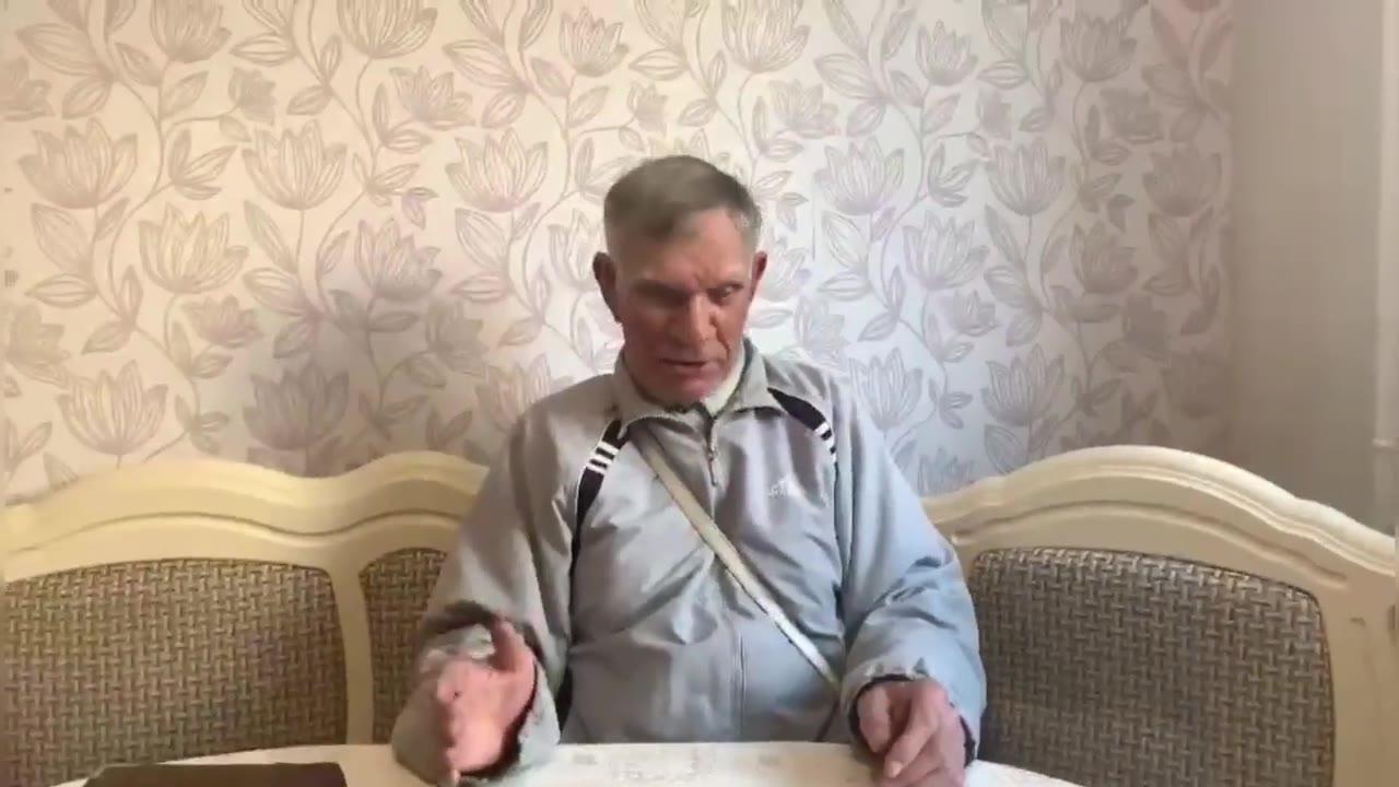Моторин Виктор Андреевич (дети войны), Анапа